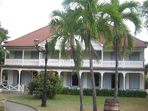 Colonial House Plan architecture antilles