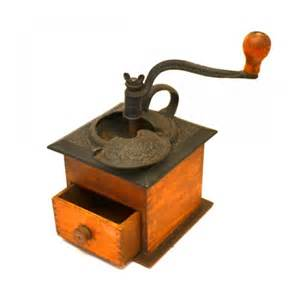 Coffee Grinders Antique Antique Cast Iron Top Coffee Grinder Just For You Baby