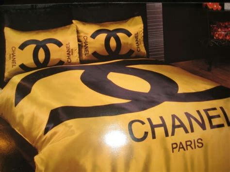 Set Choco Black 17 best ideas about chanel bedding on chanel