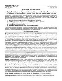 Sle Resume Warehouse Associate by Resume Objective For Warehouse Sle Warehouse Resume