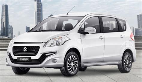 Suzuki Ertiga 2017 2017 maruti suzuki ertiga dreza india launch date price
