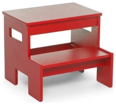 all modern step stool loll step stool modern ladders and step stools by