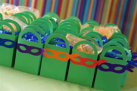 ninja turtle themed birthday party kara s party ideas tmnt ninja turtles birthday party