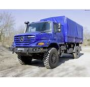 Mercedes Benz Zetros 1833 2008 Wallpapers 2048x1536