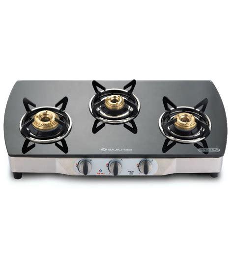 3 burner glass cooktop bajaj 3 burner cgx 9 glass gas cooktop price in india