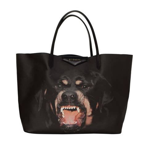 givenchy rottweiler tote givenchy black sold out rottweiler large antigona tote bag