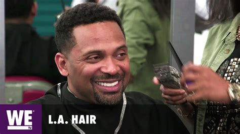 mike epps house mike epps in the house will trump be next l a hair season 5 youtube