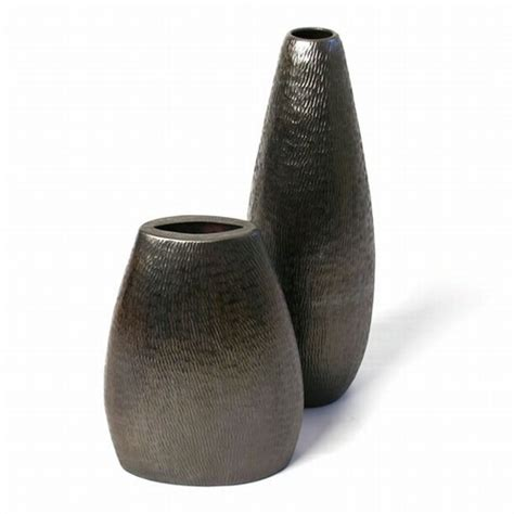 Hammered Vase copper hammered vase