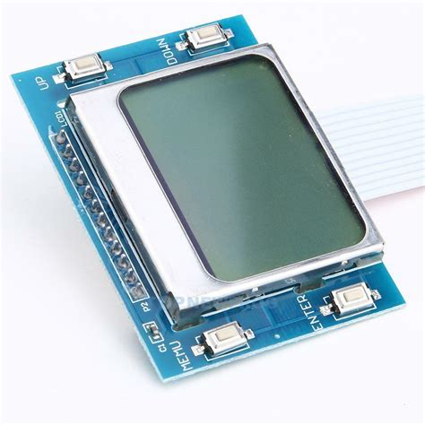 Tester Card Motherboard Pci pci motherboard diagnostic tester test analyzer post card