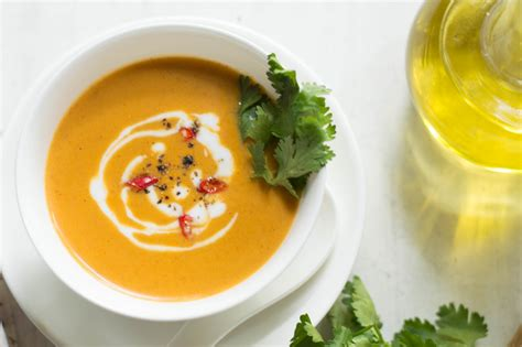 Thai Kitchen Curry Paste Recipe by Thai Pumpkin Soup With Curry Paste Recipe By Archana S