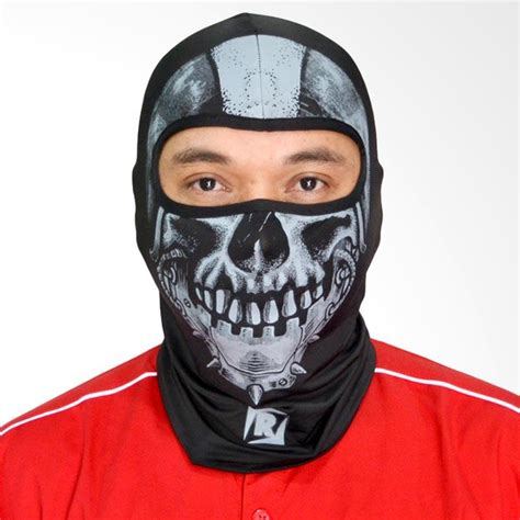 Masker Penutup Pelindung jual roduta balaclava toff masker pelindung kepala grey harga kualitas