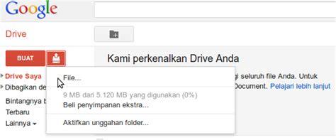 belajar membuat google docs belajar dan informasi cara menilkan dokumen google