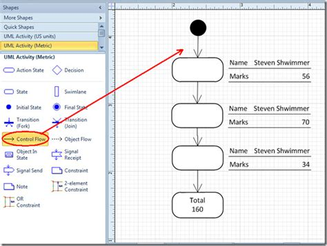 10 best images of data flow diagram visio 2010 etl data