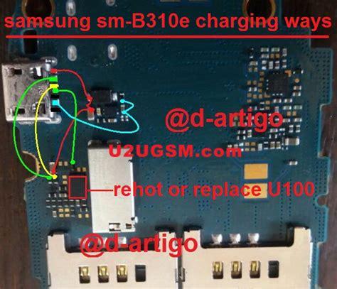 Jual Lcd Samsung B310e Sm B310e Baru Spare Part Tools Handph samsung b310 charging problem solution jumper ways