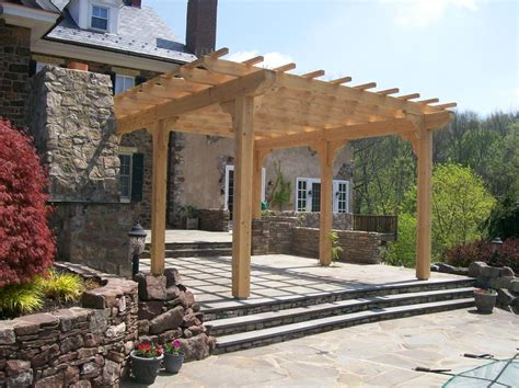 timber patio plans modern patio outdoor