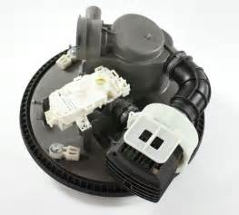 Dishwasher Motor Replacement How To Replace A Dishwasher Circulation And Motor