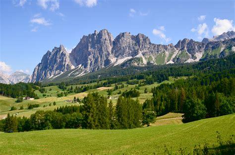 cortina italia cortina d ezzo vip place on dolomites for summer