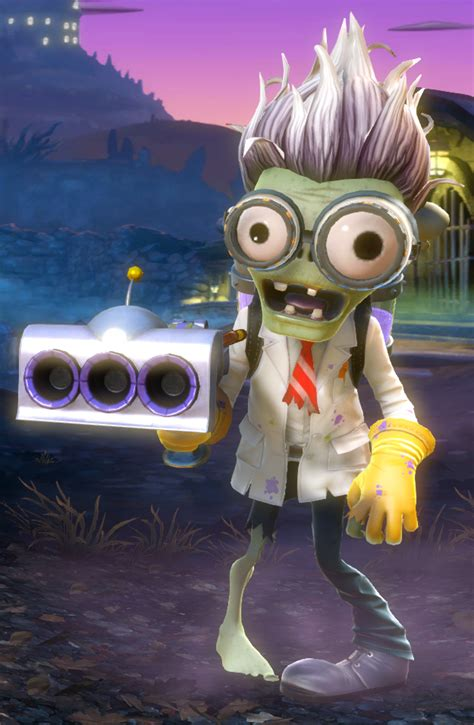 scientist plants  zombies wiki fandom powered  wikia