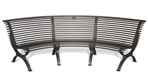 sitting benches bench street furniture the curved shape and sitting