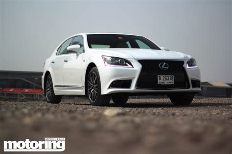 lexus sports car 2013 2013 lexus ls460 f sport motoring middle east car