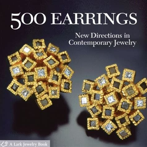 the jewelry makers design book an alchemy of objects studio jeweler 500 earrings