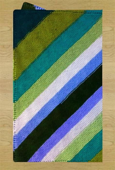 diagonal pattern name diagonal blanket by your caprici craftsy