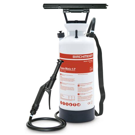 Power Spray Air Dis Matic Pinus mobile foaming fast with excellent foam quality and high