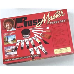 bob ross painting master paint set bob ross master paint set w dvd on sale