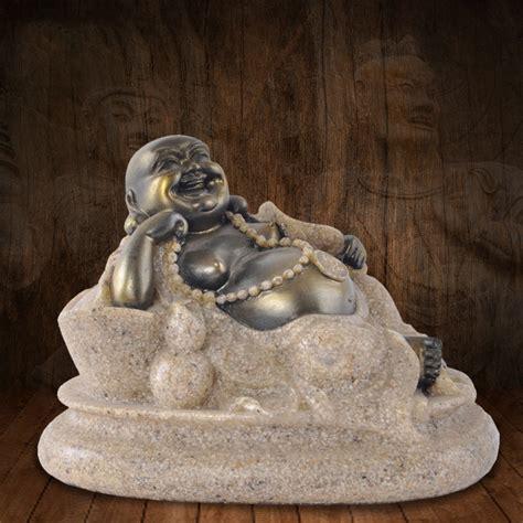 buddhist sakyamuni buddha statue home garden decor resin the nature sandstone small maitreya buddha statue fashion