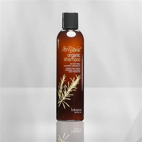 influance hair products it s natural organic shoo 8oz influance hair care
