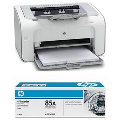 Printer Hp P1102 Laserjet hp laserjet pro p1102 toner hp 85a