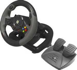 Steering Wheel Accessory For Xbox 360 Three Xbox 360 Racing Wheel Reviews Gaming Accessories Guide