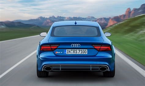 Audi Rs7 Preis by Audi Rs7 Sportback Performance Preise Bilder Und