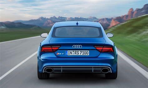 Audi RS7 Sportback Performance: Preise, Bilder und ... Audi Rs2 Technische Daten