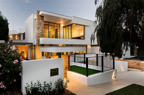 private house design geraldine street cottesloe the modern private house upon the project of signature