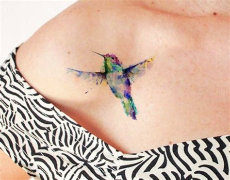 watercolor hummingbird tattoo wind dancer watercolor 5 show your artistic