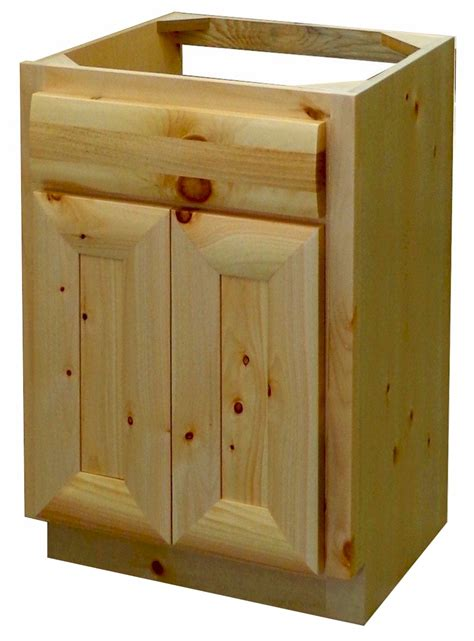 Knotty Pine Vanity Knotty Pine Half Log Vanity Log Home Vanity The Log Furniture Store