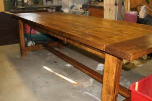 Making Dining Room Table by Make A Table For Your Dining Room Sidetracked Sarah