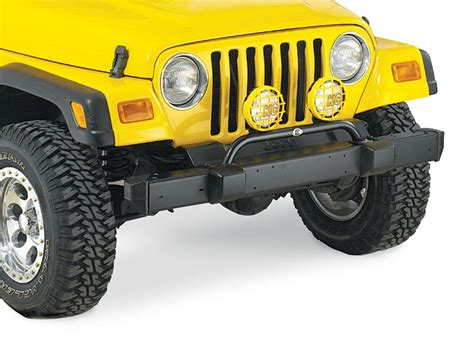 98 Jeep Bumper Mopar 52000240ac Mopar Front Bumper Guard For 98 06 Jeep