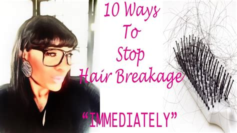 Stop Hair Shedding by 10 Different Ways To Stop Your Hair From Shedding