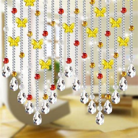 decorative crystal bead curtains 1000 ideas about beaded curtains on pinterest macrame