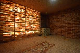 spa salt room on himalayan salt salts and spas