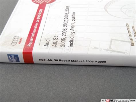 Ecs News Audi C6 A6 S6 Bentley Dvd Rom Service Manual