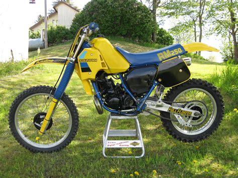 1984 Suzuki Rm250 1984 Suzuki Rm 250 Picture 2658614