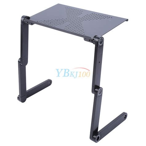 Adjustable Laptop Desk Stand Home Adjustable Portable Foldable Laptop Desk Computer Table Tray Bed Sofa Stand Ebay