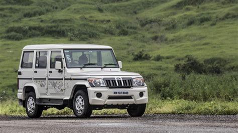 mahindra boleros mahindra bolero expert review bolero road test 206728