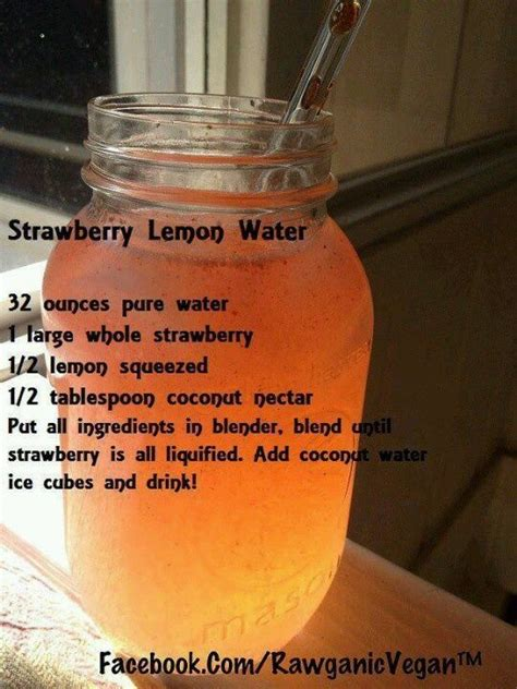 What Is Strawberry Detox Water For by 1000 Images About Detox Drinks On Monday