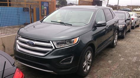 auto air conditioning service 2009 ford edge electronic toll collection 2015 ford edge titanium 2 0l fwd spot dem