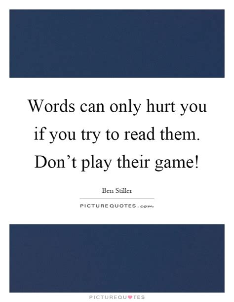7 Blissful Feelings Only A Can Experience by Words Can T Hurt You Quotes Pictures To Pin On