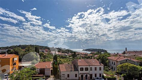 appartamenti rovigno vicino al mare rovigno vecchio attico con sbalorditiva vista mare